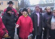 Понад півроку на Житомирщині ЖЕК не платить своїм двірникам зарплату. ВІДЕО