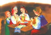 Як на Житомирщині в День Святого Андрія молодь бешкетувала