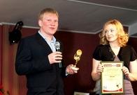 Житомирська компанія «Візаж» здобула чергову перемогу у конкурсі «Народний бренд 2012»