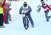 Новий рік бердичівські велобайкери відзначили на колесах