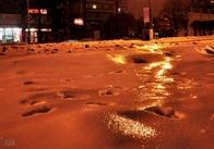 Житомир опинився в льодовому полоні. ФОТО