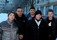 У Бердичеві учні будліцею, затримавши грабіжника, стали героями кримінальної хроніки. ФОТО